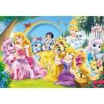 Puzzle 35 pièces : Palace Pets Princesses Disney