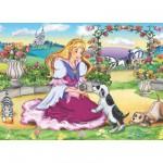 Puzzle 35 pièces - Petite Princesse