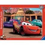 Puzzle cadre - 37 pièces - Cars : Le Club de l'Amitié