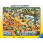 Puzzle 38 pièces - En cours de construction