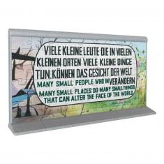 Puzzle 3D 108 pièces : Le mur de Berlin