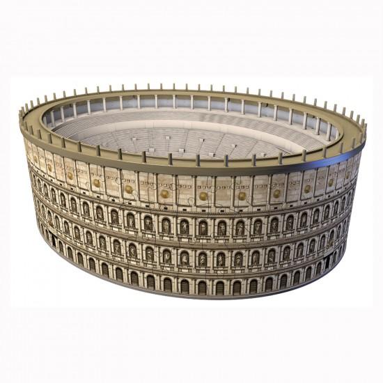 Puzzle 3D 216 pièces : Le Colisée - Ravensburger-12578