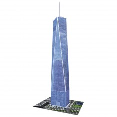 Puzzle 3D 216 pièces : One World Trade Center, New York
