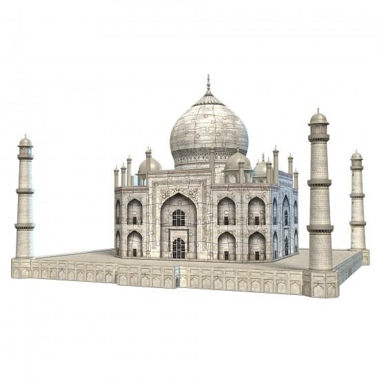 Puzzle 3D 216 pièces : Taj Mahal - Ravensburger-12564