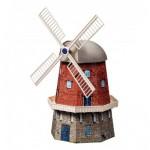 Puzzle 3D Monument : Moulin à vent