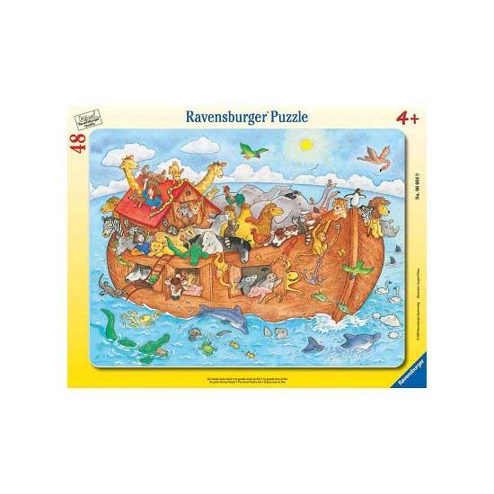Puzzle 48 pièces - L'arche de Noé - Ravensburger-06604