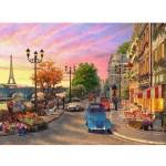 Puzzle 500 pièces : A Paris Evening