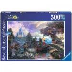 Puzzle 500 pièces : Cendrillon