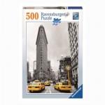 Puzzle 500 pièces : Flatiron Building