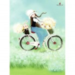 Puzzle 500 pièces : Kori Kumi : Summertime
