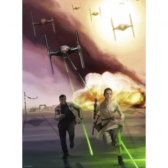 Puzzle 500 pièces : Star Wars VII : Le côté obscur de la force - Ravensburger-14667