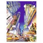 Puzzle 500 pièces : Times Square éclairé