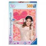 Puzzle 500 pièces : Violetta chante