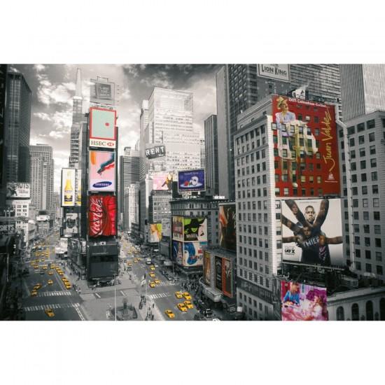 Puzzle 500 pièces : Vue sur Times Square - Ravensburger-14504