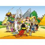 Puzzle 500 pièces - Asterix & Co