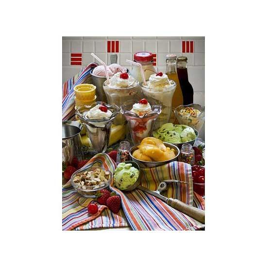 Puzzle 500 pièces - Desserts - Ravensburger-14114