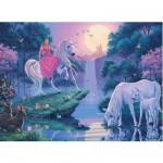 Puzzle 500 pièces - Licorne magique