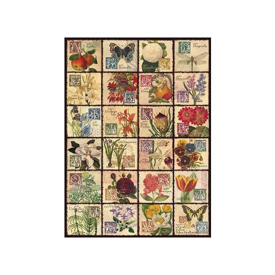 Puzzle 500 pièces - Riche nature - Ravensburger-14126