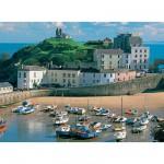 Puzzle 500 pièces - Tenby harbour