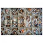 Puzzle 5000 pièces : Plafond de la chapelle Sixtine