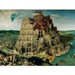 Puzzle 5000 pièces - Brueghel : La construction de la Tour de Babel