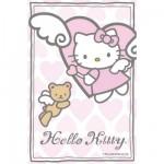 Puzzle 54 pièces : Mini puzzle Hello Kitty : Petit ange