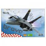 Puzzle 54 pièces : Mini puzzle Planes : Bravo
