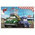 Puzzle 54 pièces : Mini puzzle Planes : Chug et Dottie