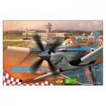 Puzzle 54 pièces : Mini puzzle Planes : Dusty