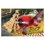 Puzzle 54 pièces : Mini puzzle Planes : El Chupacabra