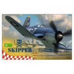 Puzzle 54 pièces : Mini puzzle Planes : Skipper