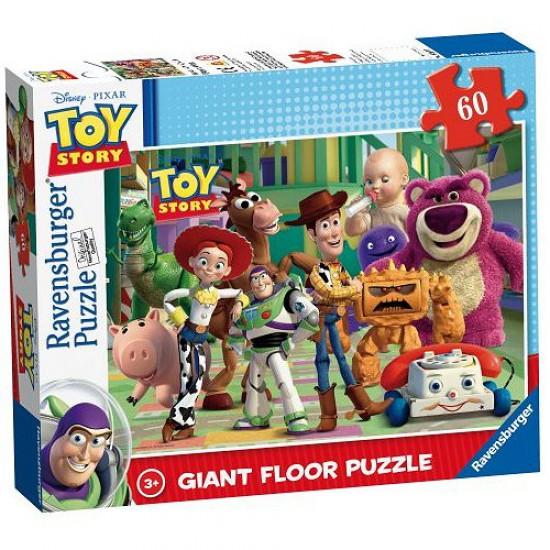 Puzzle 60 pièces géant - Toy Story - Ravensburger-05291