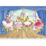Puzzle 60 pièces - Gala de danse