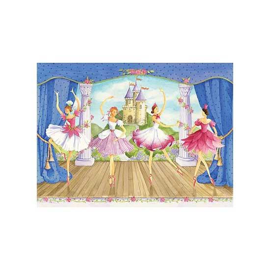 Puzzle 60 pièces - Gala de danse - Ravensburger-09569