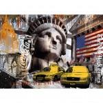 Puzzle 9000 pièces : Métropole New York City
