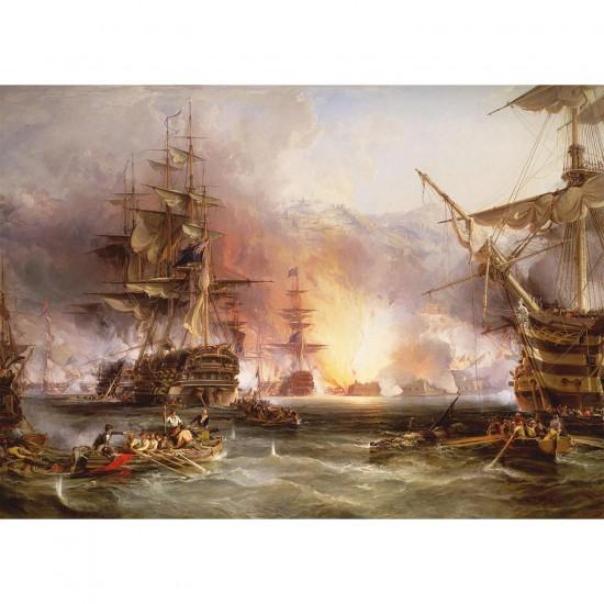 Puzzle 9000 pièces - Le bombardement d'Alger - Ravensburger-17806