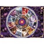 Puzzle 9000 pièces - Signes du Zodiaque