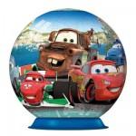 Puzzle Ball 108 pièces - Cars 2 : La course peut commencer
