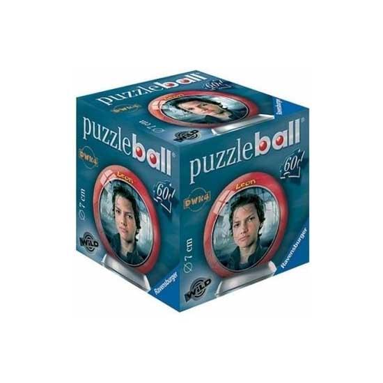 Puzzle Ball 60 pièces - DWK : Leon - Ravensburger-09505-1