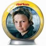 Puzzle Ball 60 pièces - DWK : Markus
