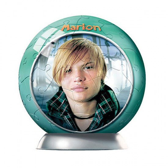 Puzzle Ball 60 pièces - DWK : Marlon - Ravensburger-09505-3
