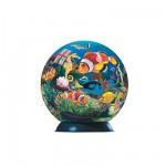 Puzzle ball 108 pièces - Un océan de couleur