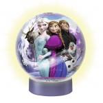 Puzzle Ball 3D 72 pièces : La Reine des Neiges (Frozen)