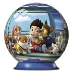Puzzle Ball 3D 72 pièces : Pat'Patrouille (Paw Patrol)