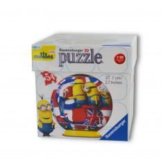 Puzzle ball 54 pièces : Minions