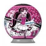 Puzzle ball 54 pièces Monster High : Draculaura