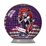 Puzzle ball 54 pièces Monster High : Operetta