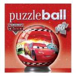 Puzzle ball 60 pièces - Cars