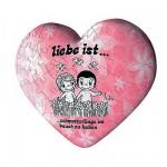 Puzzle ball 60 pièces coeur - Liebe ist... Promenade bucolique