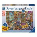 Puzzle de 300 pièces : Atelier de jardinage